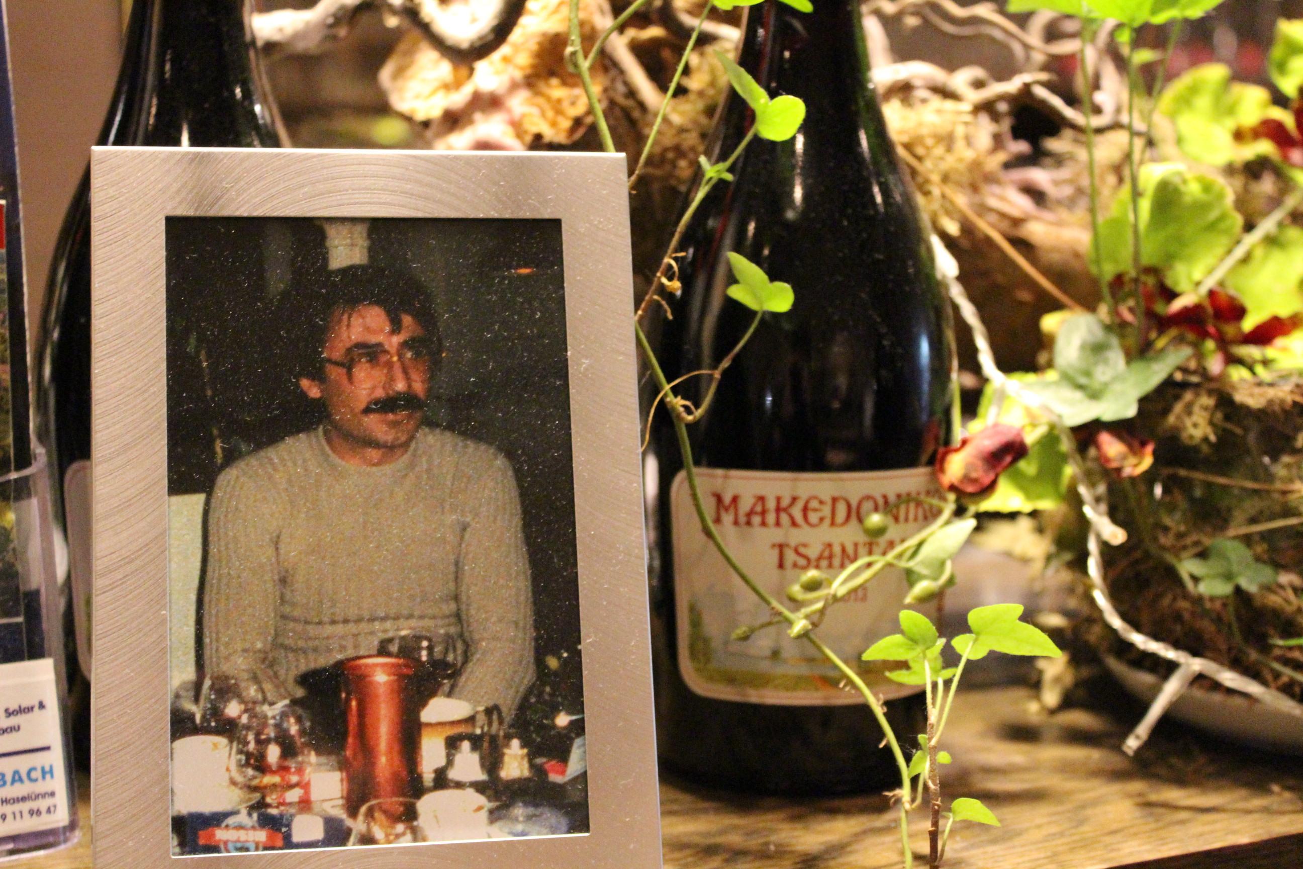 Inhaber Kostas 1982
